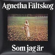 Agnetha Fältskog - Som Jag Ar [New Vinyl LP] Germany - Import