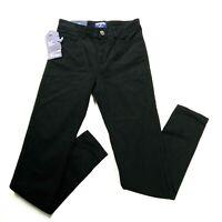 Kangol Trousers Women's Size UK 8 Black Chinos Brand New