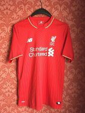 Rare Liverpool 2015-2016 home football shirt jersey maglia size XL Boys