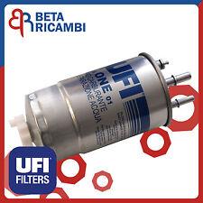 Filtro gasolio Grande Punto Alfa 159 1.3 Multijet UFI 24.ONE.01 77363657