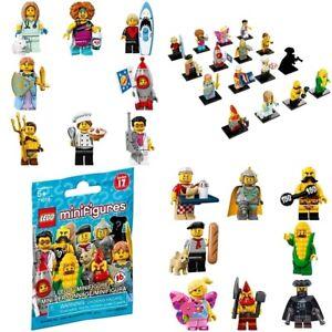 LEGO® Serie 17 Minifiguren 71018 diverse nach Wahl NEU