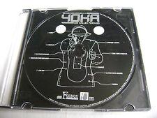 Yoka - Les Balles Perdues - CD Rap Francais / Disque Seulement - Disc Only