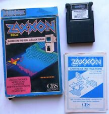 ZAXXON SEGA CBS ELETRONICS ATARI 2600