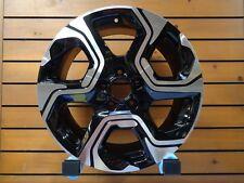 2017 Honda CRV CR-V OEM Wheel Rim Machined and Black 64111 18x7.5 42700TLAA88