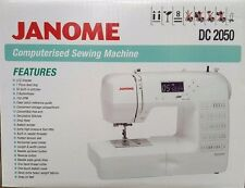Janome Dc2050 Computerised Sewing Machine Aus2