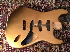 Stevie Ray Vaughan Fender SRV Stratocaster Body vintage Strat PROJECT