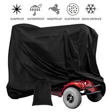 Elektromobil Scooter Scooter Abdeckung Faltbare Garage Wetterschutz 190*117*71cm