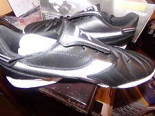 Diadora Men's Forza Turf Shoe Black/White/Silver 12 D(M) US