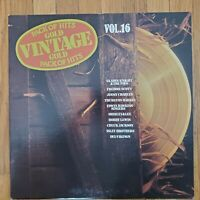 VINTAGE Gold Pack Of Hits Vol.16 NM Vinyl LP VG++ Record Cover