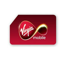 Virgin Mobile International Triple Pay As You Go Sim Card