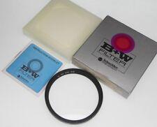 B+W 62E 010 UV-Haze Filter  ............. LN