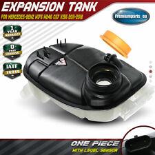 Coolant Expansion Tank w/Sensor for Mercedes-Benz W176 W246 C117 X156 2465000049