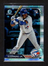 VLAD GUERRERO JR. 2019 BOWMAN NATIONAL CONVENTION TOPPS WRAPPER REDEMPTION CARD
