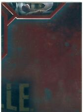 Smallville Season 2 The Day Is Coming Chase Card DC-9