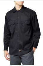 93a1535a5e Dickies Long Sleeve Work Shirt Camisa para Hombre - Talla L