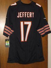 Authentic Nike Alshon Jeffery Chicago Bears Onfield Jersey Men Sz Small