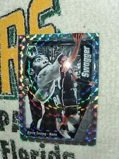 2019-20 Panini Mosaic Basketball Kyrie Irving Swagger SILVER Prizm Nets SP SSP