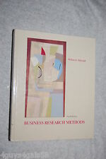 Business Research Methods by William G. Zikmund (1994, Hardcover)