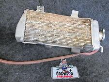 Honda CRF450 09-12 Usato originale oem lato destro riempimento radiatore CR2848