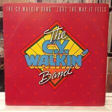 [Rock/Pop]~Exc Lp~The C.Y. Walkin' Band~Love The Way It Feels~[1979]~Promo