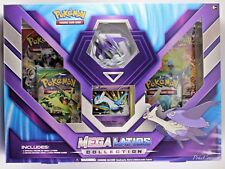 OPEN BOX Pokemon 2015 MEGA LATIOS Collection Box Phantom Forces Pack XY65
