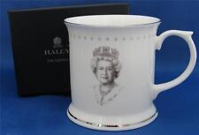 HALCYON DAYS Queen Elizabeth Portrait Mug Boxed New