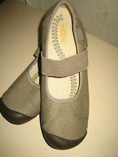 **KEEN Sienna MJ Canvas 1014217 Casual Shoe, Women's Size 8.5 W, Brindle