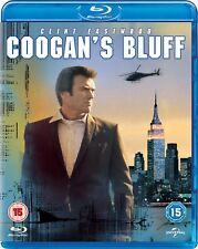 Coogan's Bluff (1968) Clint Eastwood - Blu-Ray BRAND NEW Free Ship