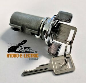 1979-1989 Oldsmobile Chrome Ignition Lock with GM Keys- All models