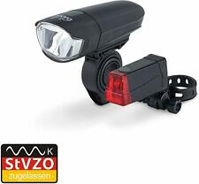Dansi StVZO LED Bicycle Light Set Front and Rear  SPECIALBUYS