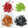 50Pcs/Lot Bicycle Brake Cable End Caps Al Alloy Bike Shifter Inner Cable Tips
