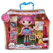 Lalaloopsy Harmony B. Sharp Silly Hair Star Singing Doll Gift Set NIB