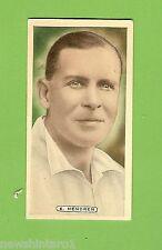 1935 ARDATH CRICKET  CIGARETTE CARD #4  - E. HENDREN