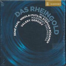 Wagner THe Rheingold CD NEW Rene Pape Nikolai Putilin Mariinsky Orchestra