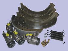 Land Rover Series  2A & 3 LWB 4  Cylinder  Front Brake Kit  DA6044