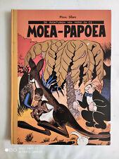 Nero (Dirk Vermeirre) 10: Moea-Papoea.  LUXE OP GROOT FORMAAT + DEDICACE FAMILIE
