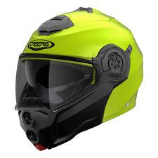 Caberg Duke Hi Viz Motorcycle Helmet 500204 L