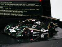 Minichamps Bentley EXP Speed 8 2002 Le Mans #8 LTD ED 1/43