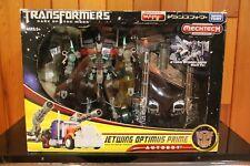 Takara Transformers Jetwing Optimus Prime Supreme Class Black Ver.