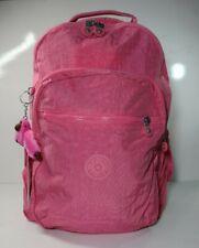 KIPLING K21305 City Pink Color Large Size Backpack