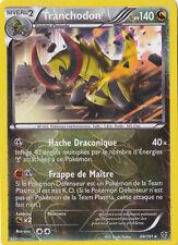 Tranchodon Reverse-N&B:Explosion Plasma-69/101-Carte Pokemon Neuve