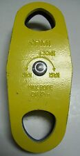"""PMI NFPA 1/2"""" Rope Single Pulley With Becket # HD26080"""