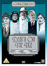 Death On the Nile DVD (2008) Peter Ustinov, Guillermin