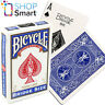 BICYCLE RIDER BACK BRIDGE SIZE BLUE PLAYING CARDS  MAGIC TRICKS DECK USPCC NEW