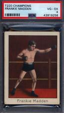 T220 Champions Boxing Frankie Madden PSA 4 *706564