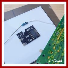 "💡 Kit ""Backlight & Bivert"" - Nintendo Game Boy DMG-01 / FAT / GBP / Pocket ✔️"
