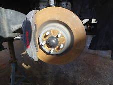 2016 Ford Mustang GT Right Hand Front Hub   S550 OS Steering Knuckle   GN66