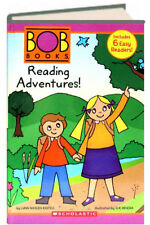 Bob Books Reading Adventures 6 readers in1 Book by Lynn Maslen Kertell hardcover