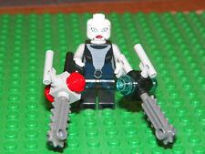 LEGO STAR WARS -- ASAJJ VENTRESS TEXAS CHAINSAW MINIFIGURE W/DUAL CHAINSAWS