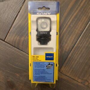Genuine Sony HVL-S3D Intelligent Video Light Handycam Accessory - New